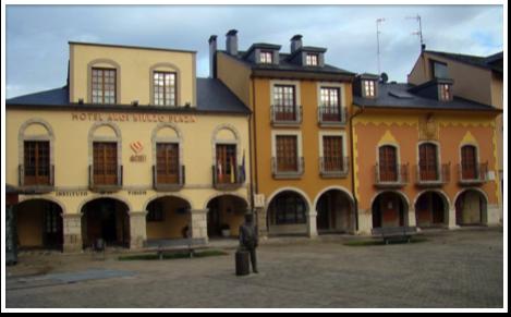 Hotel Aroi Bierzo Plaza