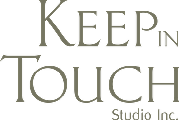 Keep In Touch Studio Aesthetics Logo