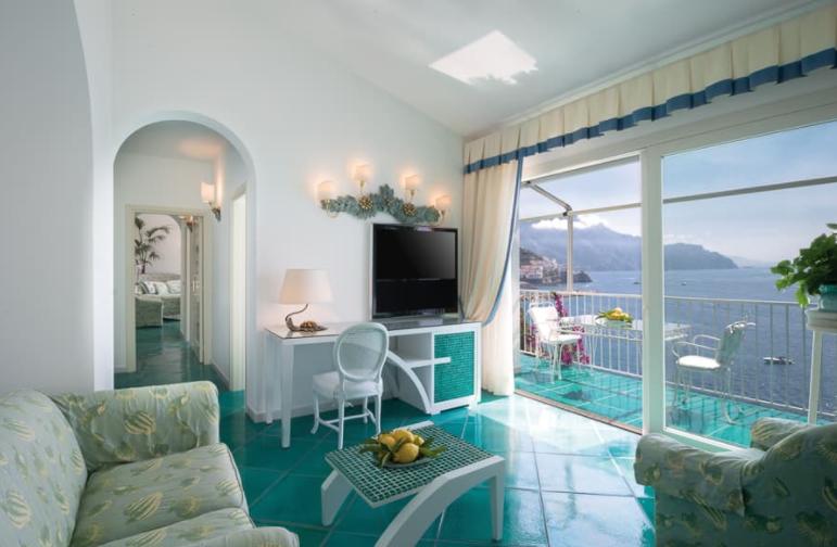 Hotel Santa Caterina Romance