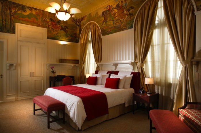 Casa Gangotena Romance Hotels
