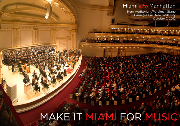 Music at Miami Day Spring 2013