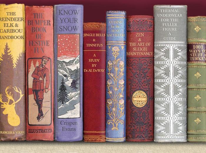 Christmas books!