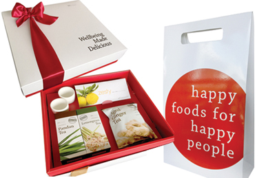 Spa Foods Wellness Gifts