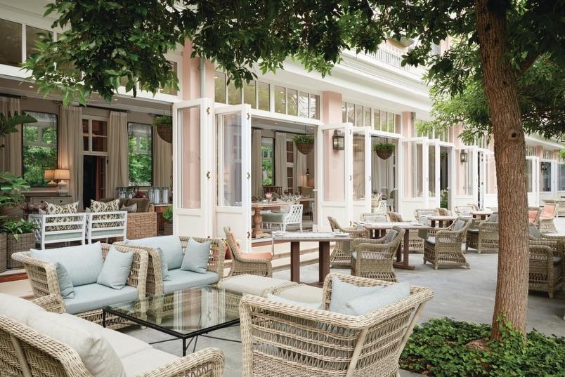Belmond Mount Nelson Hotel Cape Town