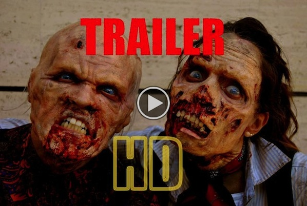 ZOMBI D´OR (BOOK TRAILER)