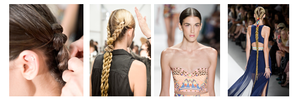 CATWALK by TIGI Shares Tips from NYFW