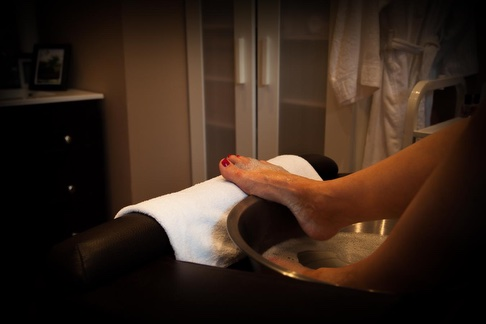 Pedicures and specialty foot care