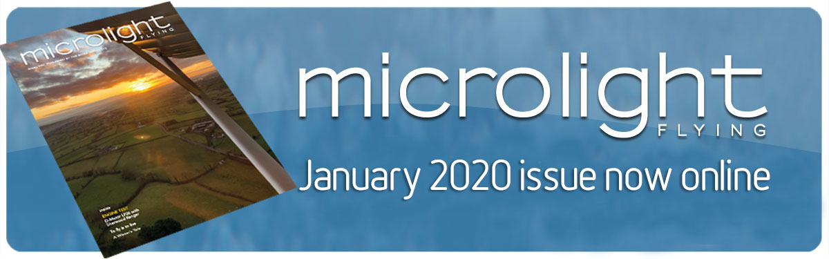 Microlight Flying July 2019