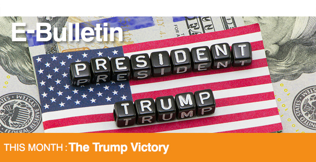 This Month : The Trump Victory