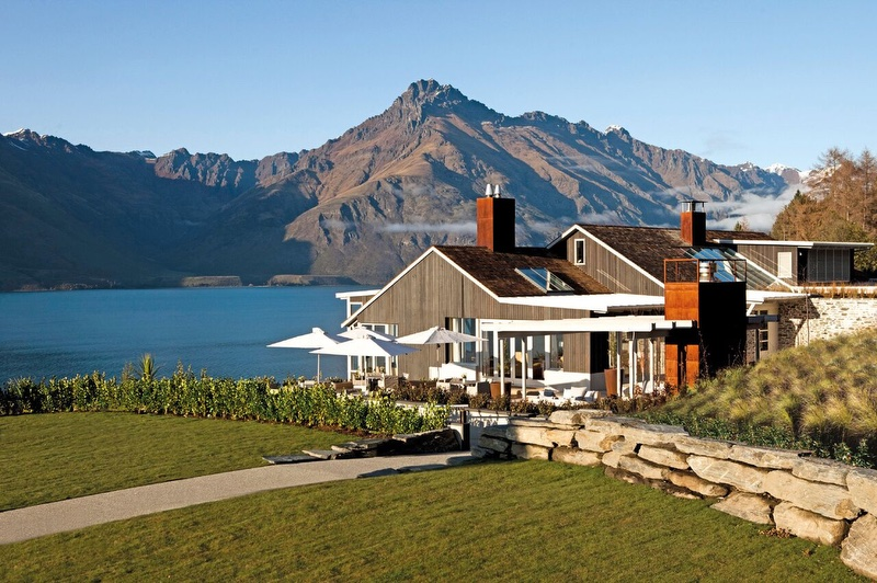 Six Best Lodges for Your New Zealand Vacation