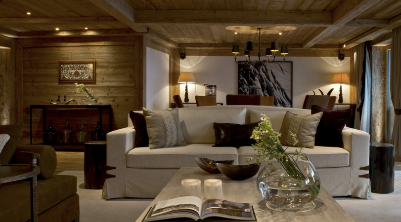 Alpina Gstaad Suites