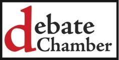 Debate Chamber Logo