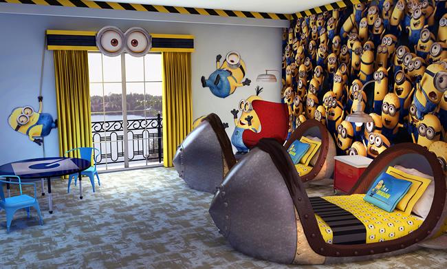 Despicable Me Kids Suites