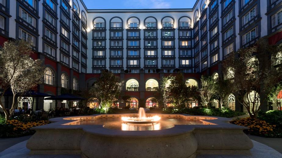 Four Seasons Mexico City Suites