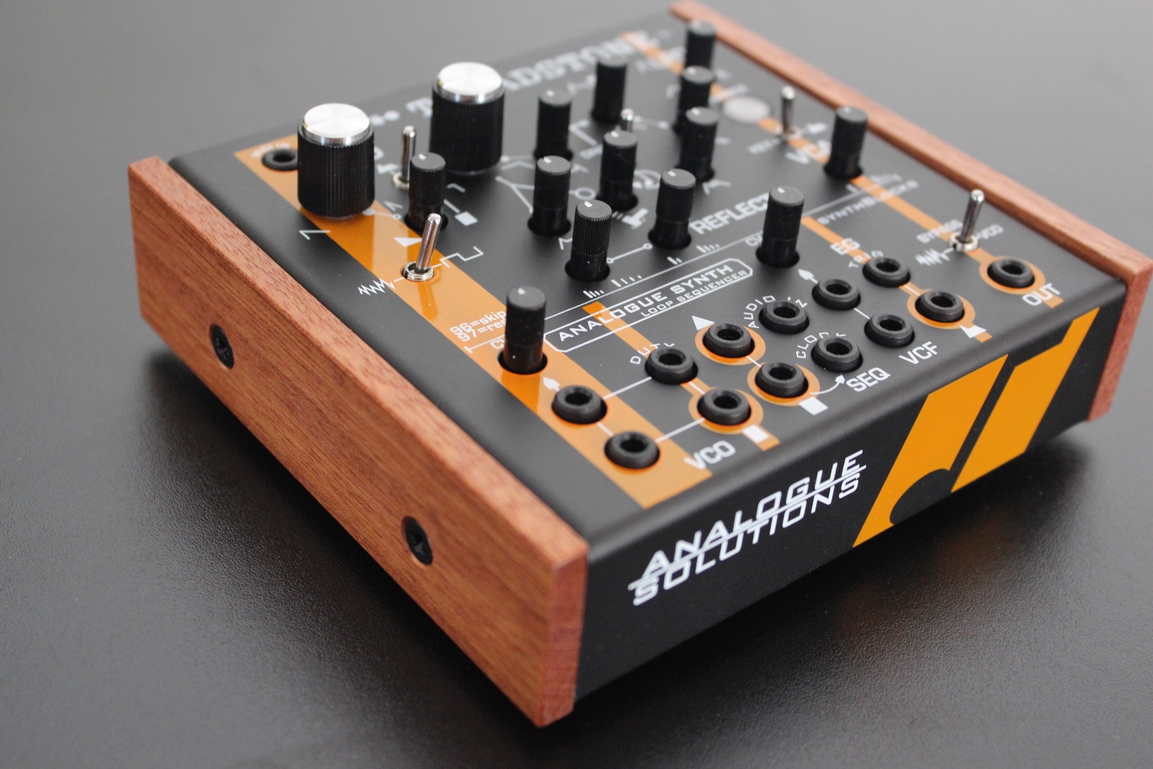 Analog Solutions announces new desktop Synth - FluxWithIt com