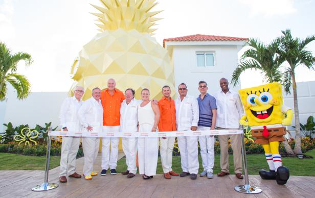 Nickelodeon Resort Spongebob Suite