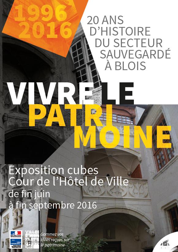 Vivre le patrimoine @ Blois | Blois | Centre-Val de Loire | France