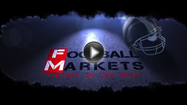Football Markets Logo Stinger Reveal video