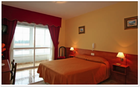 Hotel Carlos 96 Melide