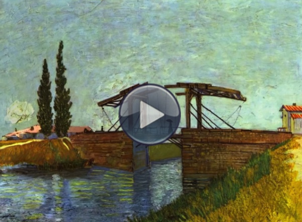 3D Animation Brings Van Gogh Back to Life