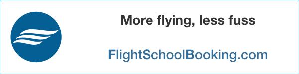 flight school bookings