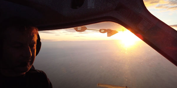 dawn flight