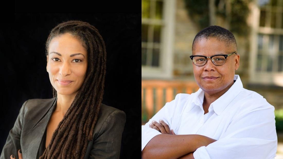 Ruha Benjamin and Keeanga-Yamahtta Taylor
