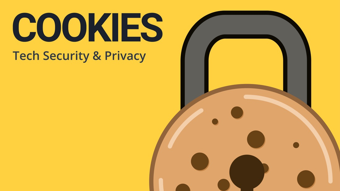 Logo for the podcast Cookies: Tech Security & Privacy,