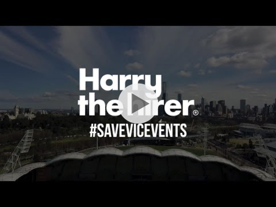Harry the hirer – Save Victorian Events